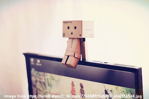 danbo in office