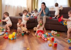 banyak anak bikin stress