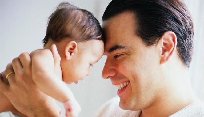 kedekatan ayah dan anak